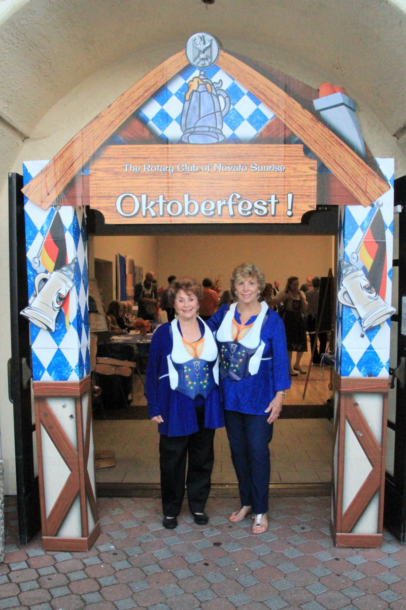 Welcome to Oktoberfest 2018