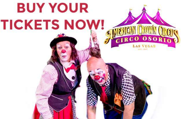 Circus Tickets for Sale